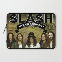 SLASH LIVING THE DREAM TOUR 2018 Laptop Sleeve