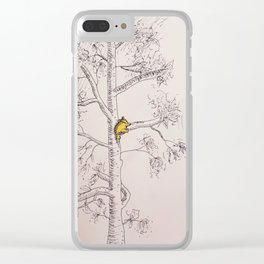 Bear-able Clear iPhone Case