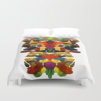 totem Duvet Covers featuring totem! by gasponce