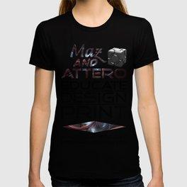 Educate.Design.Print T-shirt