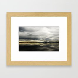Dublin Bay_013 Framed Art Print
