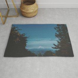 Mount Hood II Rug