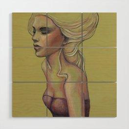 You Get Me Wood Wall Art
