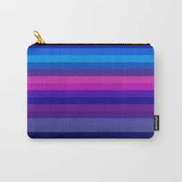 Re-Created Spectrum V by Robert S. Lee Carry-All Pouch