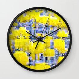 Polen Wall Clock
