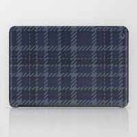 plaid iPad Cases featuring Plaid by Xiao Twins
