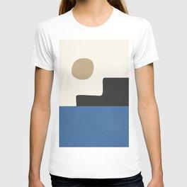 abstract minimal 30 T-shirt