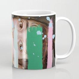 Goya with an Interference 1 Coffee Mug