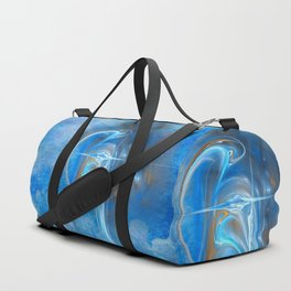 Birth of a storm Duffle Bag