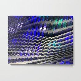 Itterate Metal Print