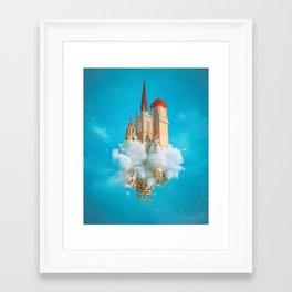 FLOATTT (everyday 07.26.17) Framed Art Print