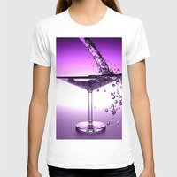 martini T-shirts featuring Martini by Littlebell