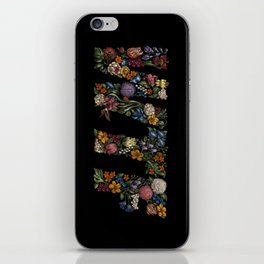 Water the Flowers iPhone Skin