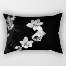 Nature in black & white Rectangular Pillow