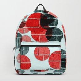 Redondeando el cuadrado Backpack