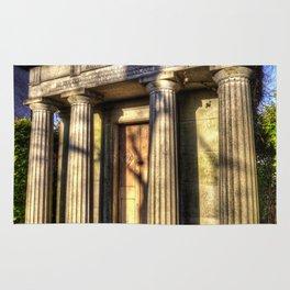 Kensal Green Mausoleum Rug