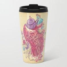 Lewis Carroll Travel Mug