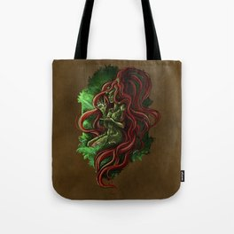 Most Poisonous Flowers Tote Bag