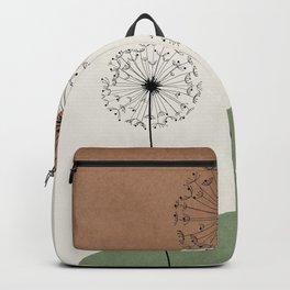 Dandelions 2 Backpack