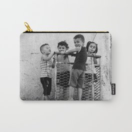 Just kids playing Carry-All Pouch