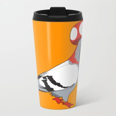 Pigeon Toad. Metal Travel Mug