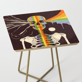 Dark Side of Existence Side Table