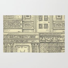Architectural Elements Rug