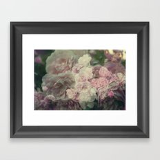 Wild Roses 2 Framed Art Print