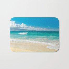 Hawaii Beach Treasures Bath Mat