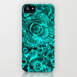 Flotsam & Jetsam II (Teal) iPhone Case