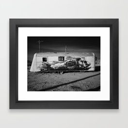 The Salton Masterpiece. Framed Art Print