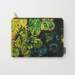 Neon Hues Carry-All Pouch