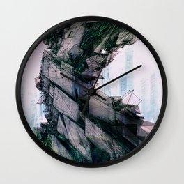 ElectricCity Wall Clock
