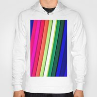 manchester Hoodies featuring mANCHESTER pRIDE 323 by ANGELA SEAGER - Photo-based Artist