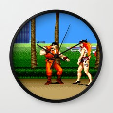 FF Wall Clock