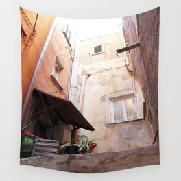 Homes Wall Tapestry