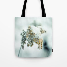 Frost & beauty Tote Bag
