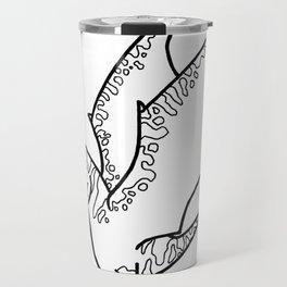 Dimorphodon Sketch Travel Mug