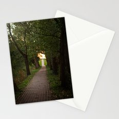Whispers In The Dark Stationery Cards