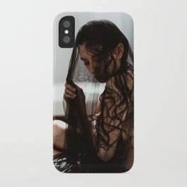 deeply iPhone Case