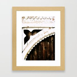 Cornice Framed Art Print