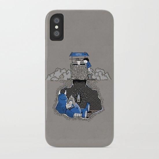 Nightlights and Oven Mitts iPhone Case