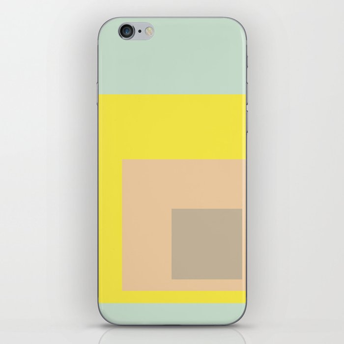 Color Ensemble No. 1 iPhone Skin