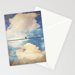 Lone Bird Stationery Cards
