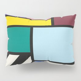 Building Blocks Pillow Sham