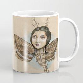 MOTH LADY Coffee Mug