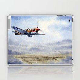 P-40 Warhawk Aircraft Laptop & iPad Skin