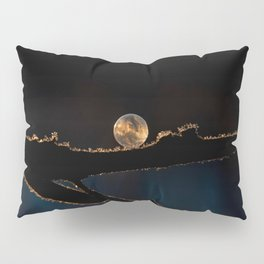 Captured Gold Light  Pillow Sham