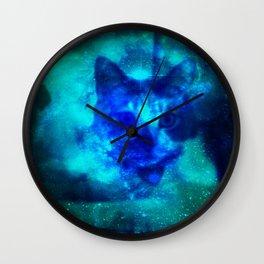 Space Princess Wall Clock