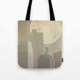 Abandoned city Tote Bag